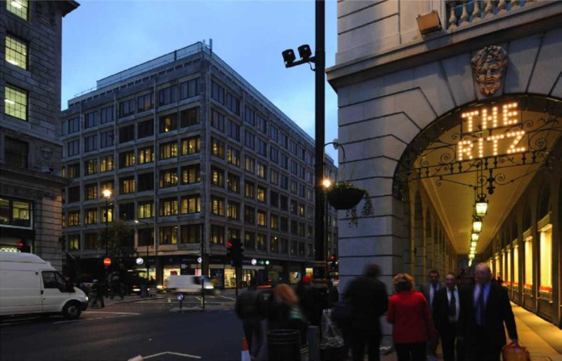 Crosstree news - 1 Berkeley Street