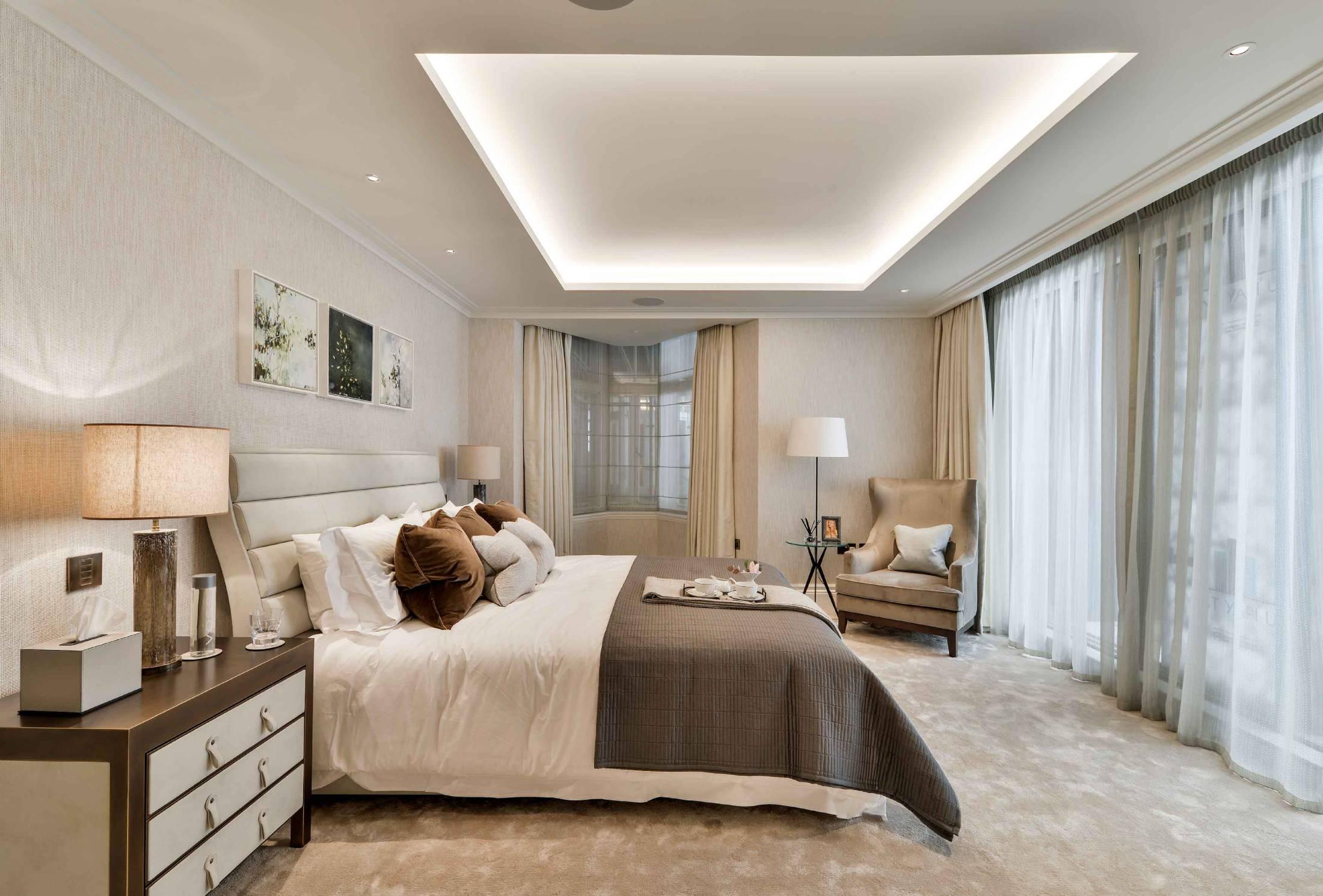 Crosstree portfolio - Harcourt House