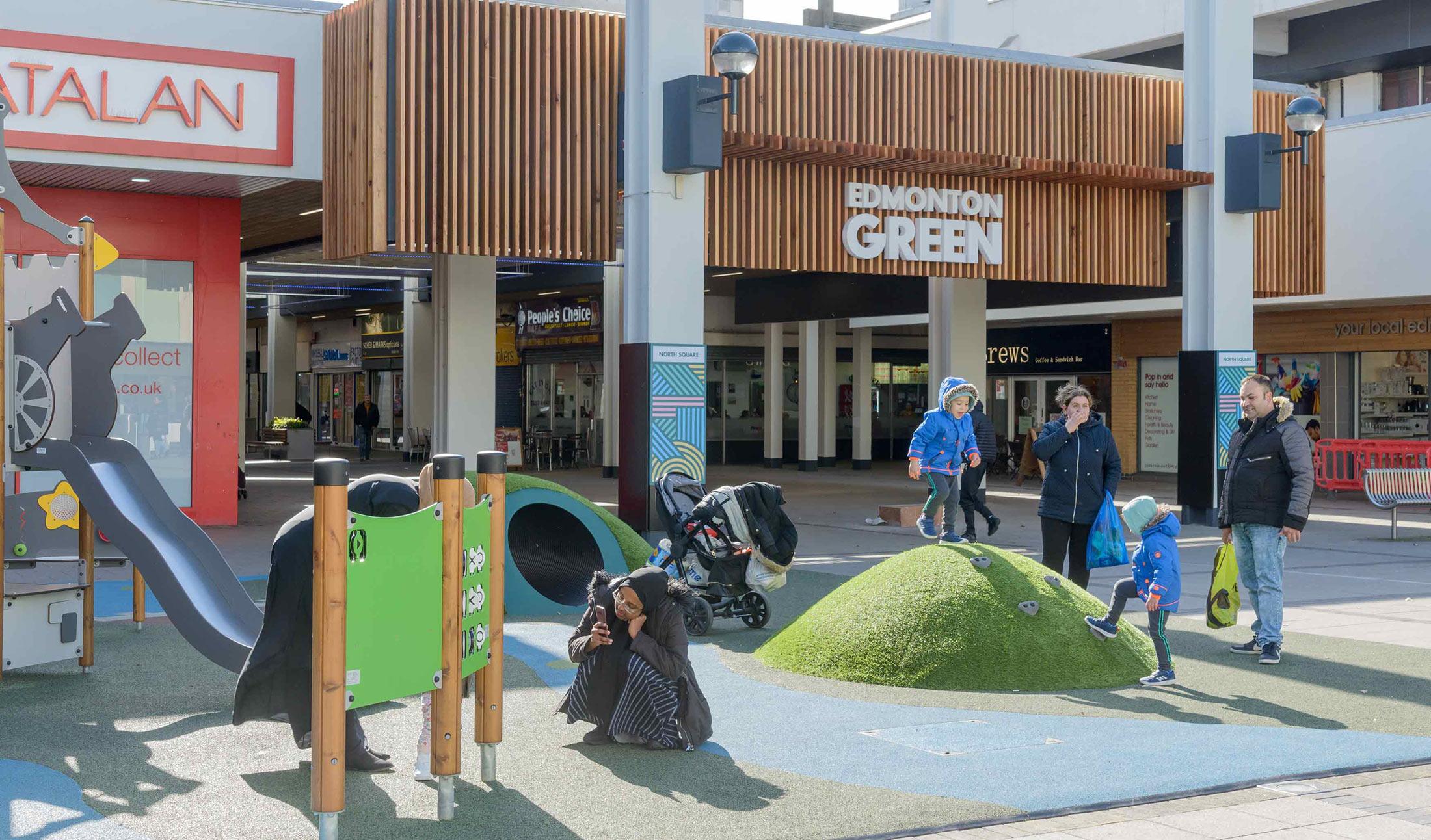 Crosstree portfolio - Edmonton Green