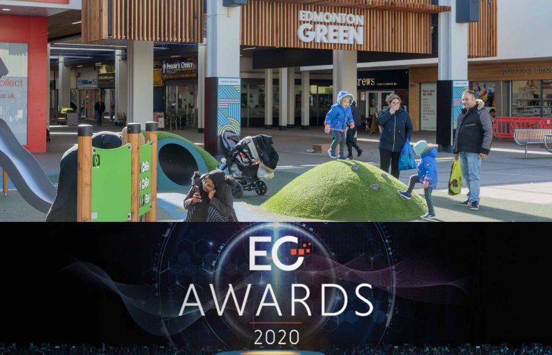 Edmonton Green Shopping Centre scoops a second award win in as many months